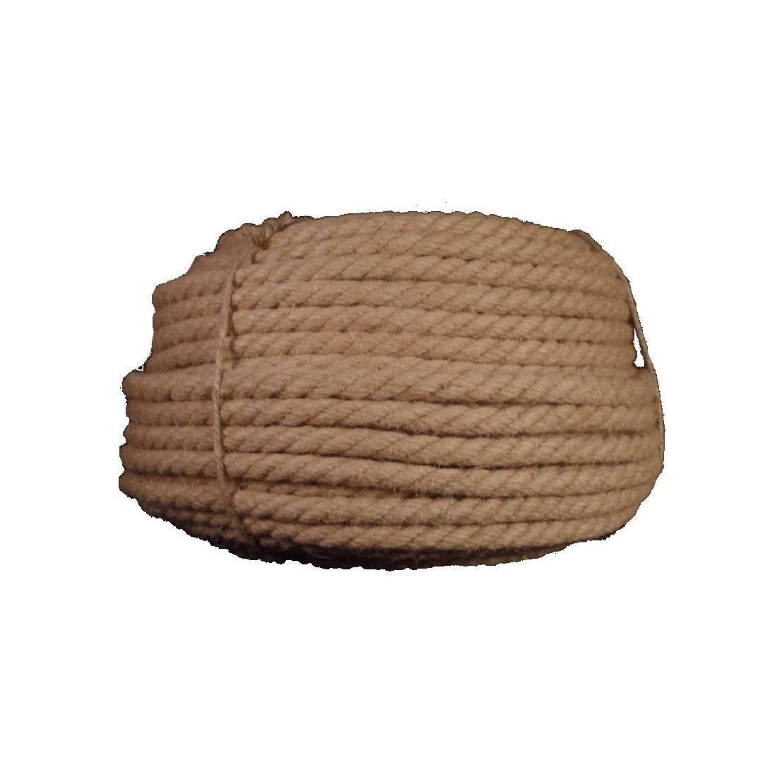 Corde De Bois Pas Cher : Natural Hemp Rope