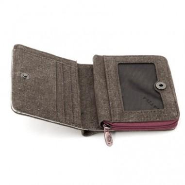 Bio-Baumwolle Brieftasche