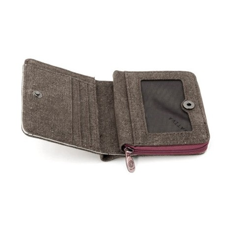 Organic cotton wallet