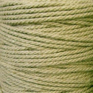 6 mm verkaufen Hanf Seil meter