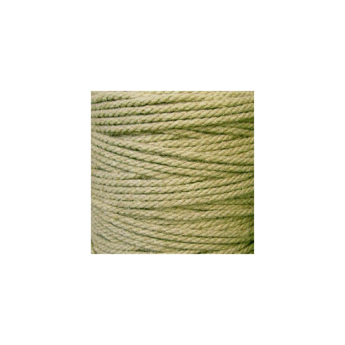 Cuerda de camo 6 mm fibras naturales