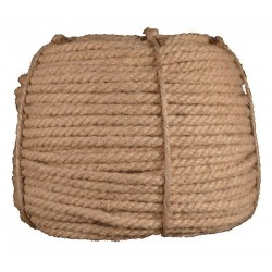 10 mm - natural hemp rope -