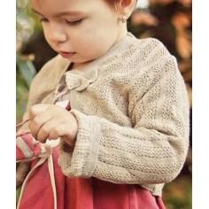 Waistcoat child girl