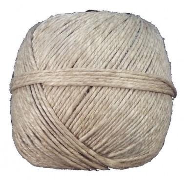 String reel natural hemp