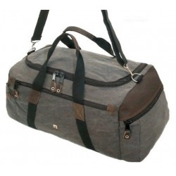 Pure canvas travel bag