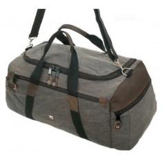 Bolsa de viaje de lienzo puro