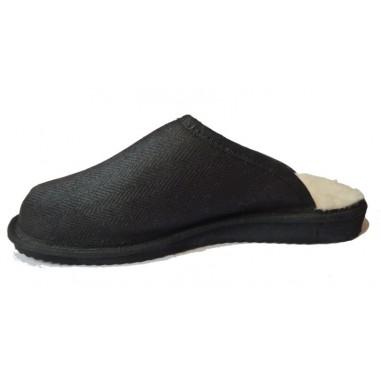 Hemp wool sheep slippers