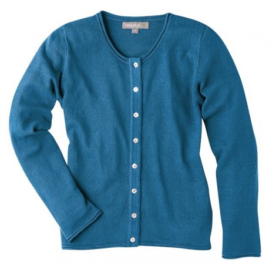gilet tricot bio femme