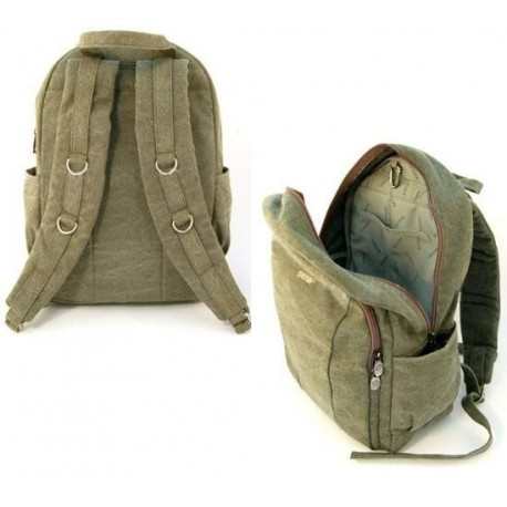 Organic backpack