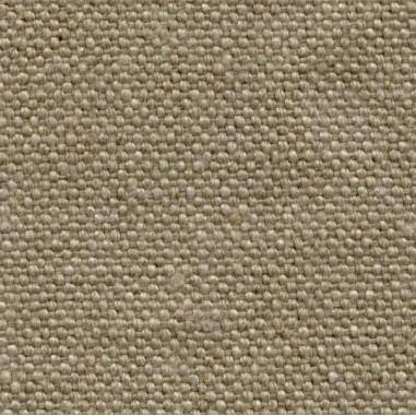 Reinforced fabric hemp linen type