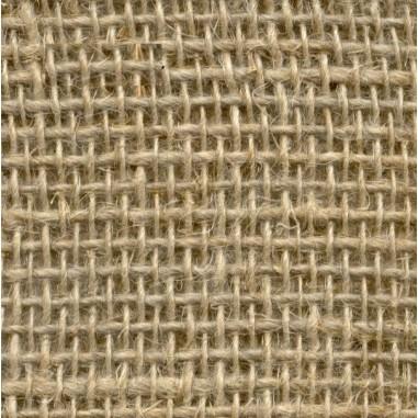 "Embourrure ""style burlap"" hemp canvas upholsterer decorator"