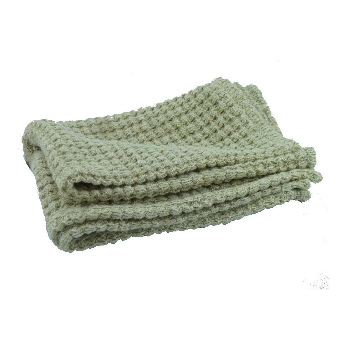 essuie main pur chanvre crochet serviette. Black Bedroom Furniture Sets. Home Design Ideas