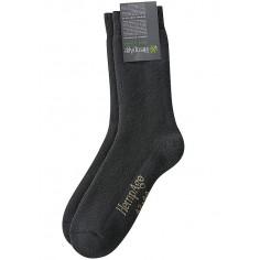 Chaussettes mi-haute épaisses chanvre coton bio
