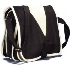Mujer de cáñamo puro sling bag