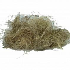 Raw hemp fiber 450gr