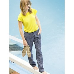 Women's Pants hemp and organic cotton
