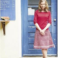 Frauen Pullover Bio-Baumwolle und Hanf