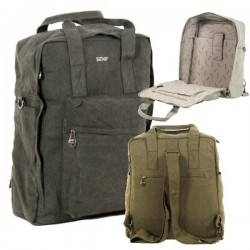PC bag shoulder / back / main canvas