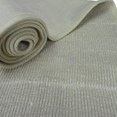 Ropa de algodón orgánico natural mat de yoga de cáñamo