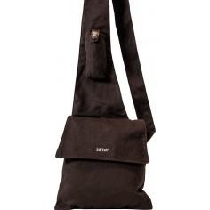 Bolsa tipo bolso de lona