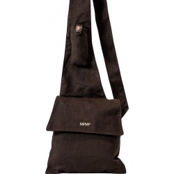 Canvas type body bag bag