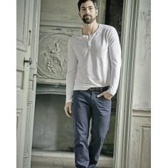 Pantalones 5 bolsillos - Slim