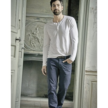 Pants 5 pockets - Slim