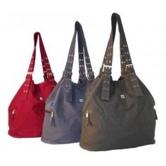 Grande tote bag - collezione Vegan Pure