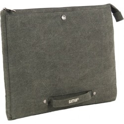 "Pocket pc / mac - 15 ""- Green Canvas"