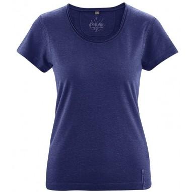 Tee shirt chanvre coton bio 175 gr/m²
