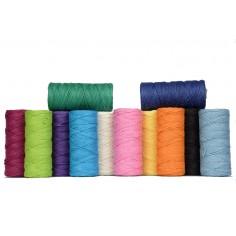Colore spago 1 mm cerato - 90 m