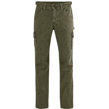 Pantalon Cargo chanvre coton bio