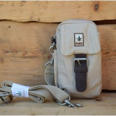 Petite sacoche ceinture et bandouliere