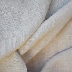 GAZE - toile à beurre 100% chanvre - 85 gr/m²