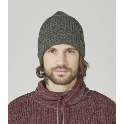 Cap winter man organic cotton recycled hemp