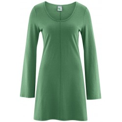 Dress vegan and organic woman - tunic