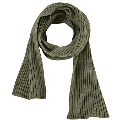 Scarf hemp and recycled organic cotton