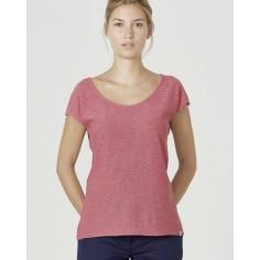 Camiseta algodón vegano orgánico y cáñamo
