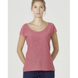 T-shirt cotton Vegan organic and hemp