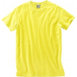 En Bio algodón final camisa t / cáñamo 130 Gr/m²