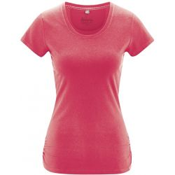 Tee-Shirt fantaisie coton bio/chanvre