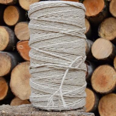 3mm - 3 Strand rope