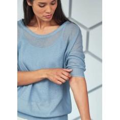 Leicht und lässig Pullover