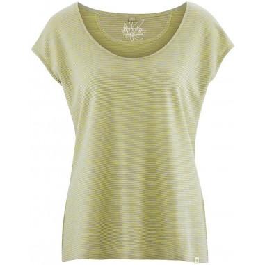 Tee shirt cotton Vegan organic and hemp