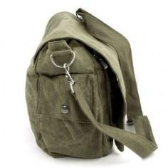 Borsa di tela ecologica grande borsa uomo / donna