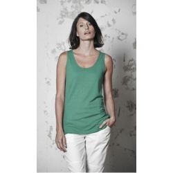 Top woman hemp and organic cotton