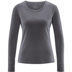 Lados acabados de camiseta mujer