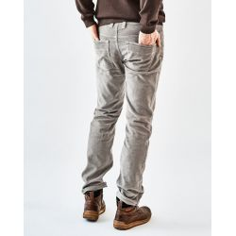 Pantalón de terciopelo de cáñamo y algodón orgánico