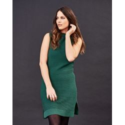 dress bio woman wool