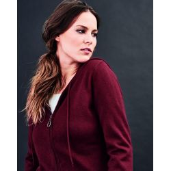 Hemp and organic cotton sport Hoodie jacket